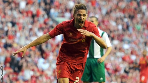 Banyak Beberapa Tawaran Masuk ke Liverpool untuk Borini
