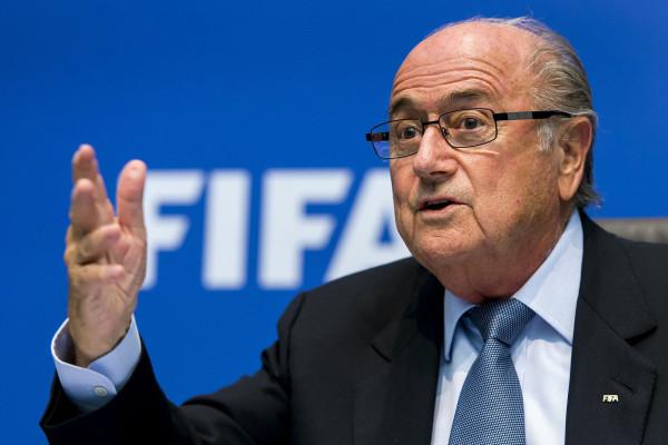 Blatter Ingin Bekerja di Stasiun Radio, Usai Lengser