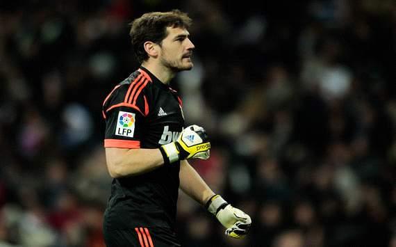 Casillas Sejatinya Tak Berniat Meninggalkan Madrid