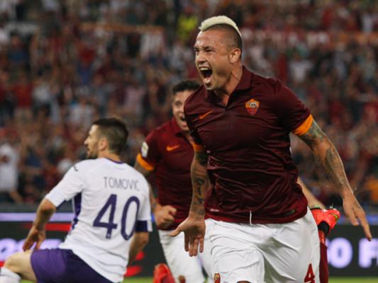 Nainggolan Sebut Scudetto Paling Utama Bagi Roma, Bukan Liga Champions