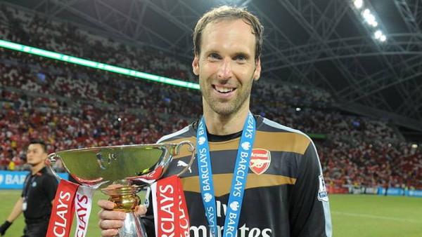 Sukses Antar Arsenal Menang, Ini Tanggapan Cech Usai Laga Perdananya