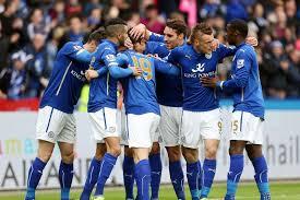 Leicester Puncai Klasmen sementara