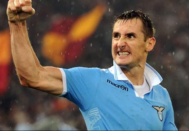 Tiga Pertandingan Lazio Tanpa Klose