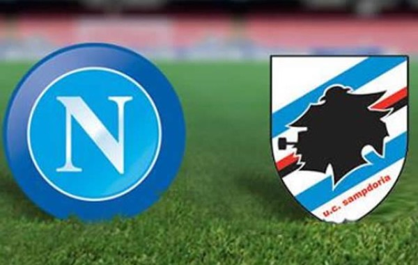 Prediksi Skor Napoli vs Sampdoria