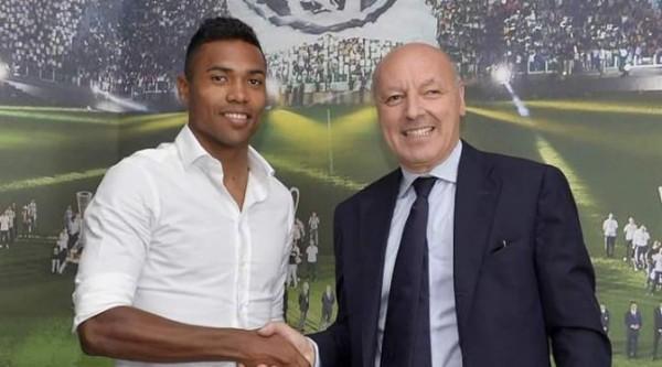 Alex Sandro: Wujudkan Mimpi dengan Gabung ke Juventus