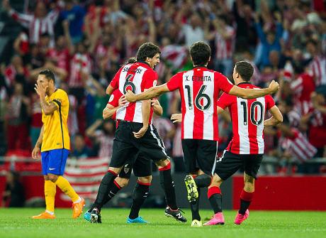 Alves Sebut Bilbao Memang Layak Juara