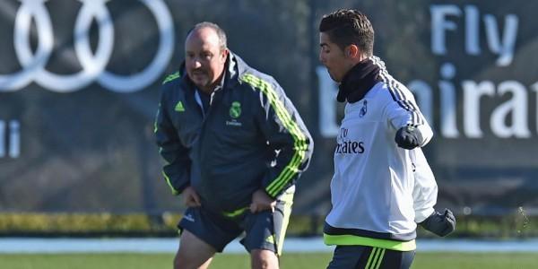 Benitez Tak Fikirkan Performa Lini Depan Madrid