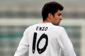 Enzo Zidane Jadi Kapten di Real Madrid Castilla