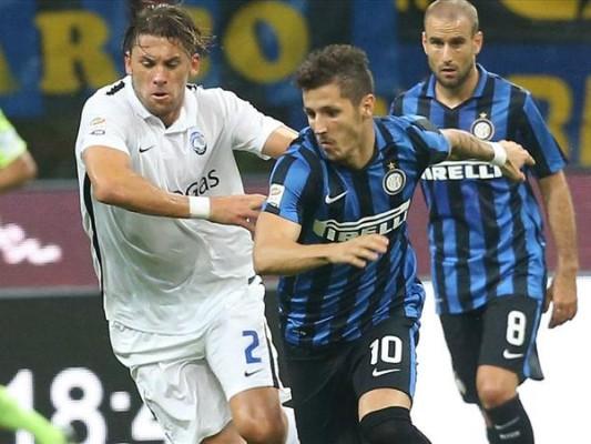 Gol Jovetic Menangkan Inter Atas Atalanta