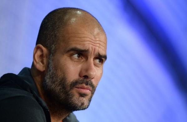 Guardiola Tepis Kabar Bakal Hengkang ke City