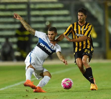 Inter Tutup Pramusim dengan Hasil Imbang 0-0 Lawan AEK