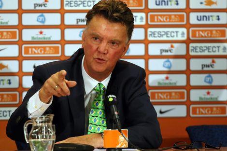Van Gaal membantah pernah minati pedro