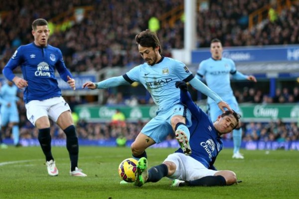 Pediksi Susunan Pemain Everton vs Man City