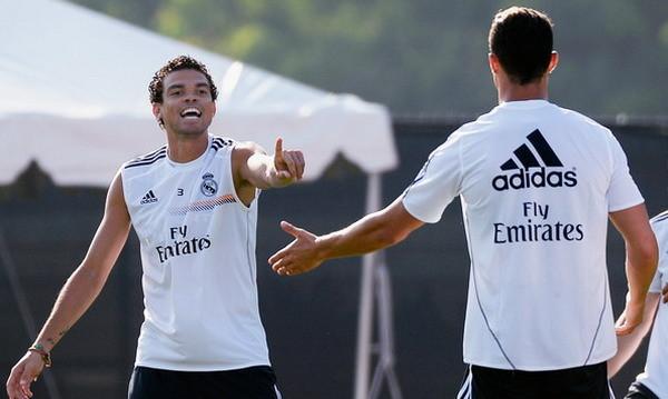 Pepe Harap Pemain Baru Madrid Raih Sukses Bersamanya