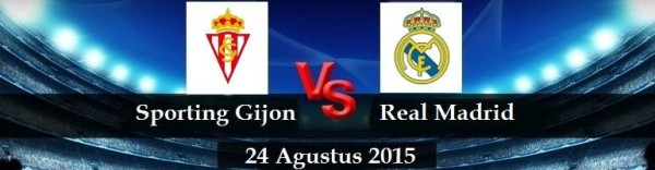 Prediksi Sporting Gijon VS Real Madrid