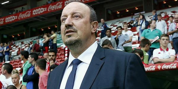 Rafa Benitez Marah Dituding Madrid Tampil Bertahan
