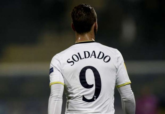 Roberto Soldado Resmi Gabung Villarreal