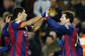 Suarez Tak Mau Disamakan Dengan Messi