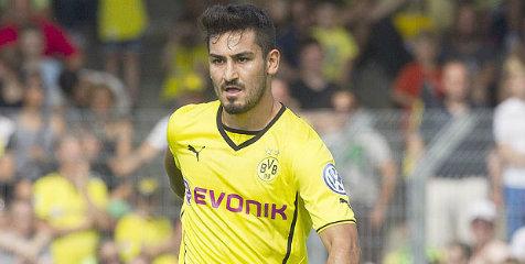 Tawaran Besar Juventus Untuk Gundogan Ditepis Dortmund