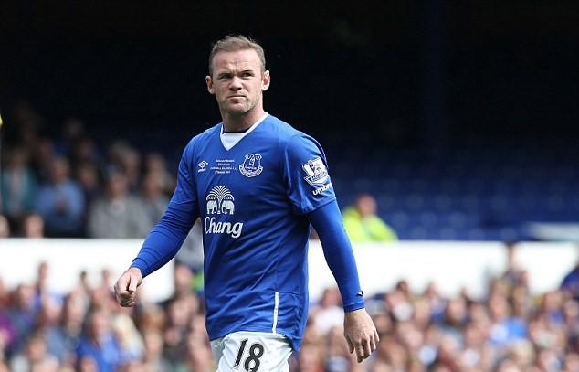 Wayne Rooney Merasa Aneh Pakai Kostum Everton