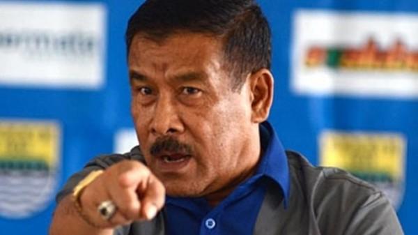 Umuh Muchtar Berharap Titik Terang Sepakbola Indonesia