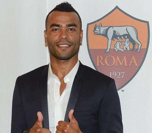 Ashley Cole Putuskan Kontrak Dengan AS Roma