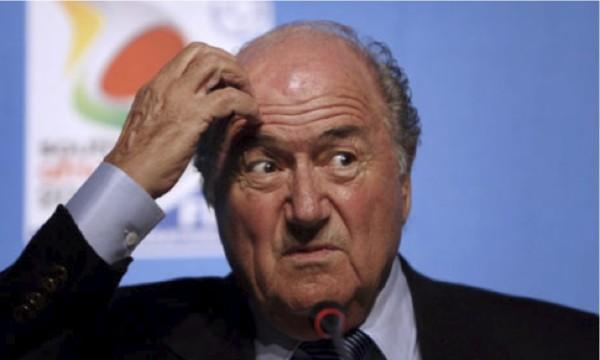 Sepp Blatter Mundur dari IOC