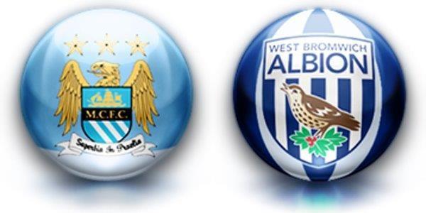 Prediksi malam nanti Mancester City vs West Bromwich Albion