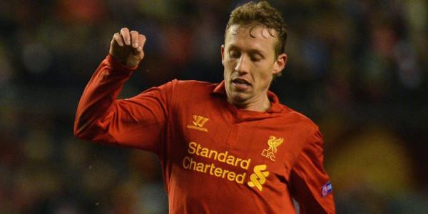 Lucas Leiva Segera Hengkang Dari Liverpool?