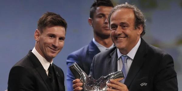 Messi: Saya Belum Akan Pensiun dari Sepakbola