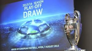 Hasil Undian Babak Play-off Liga Champions Musim 2015/2016.