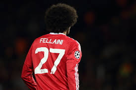 Fellaini memberikan alasan kenapa dia memilih nomor 27