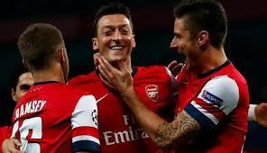 Arsenal belum tampil OKE di pekan ke 3 EPL