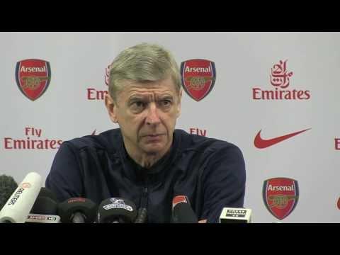 Arsen Wenger minta Alex Oxlade-Chamberlain lebih yakin dengan permainanya