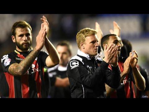 Eddie Howe : Bournemouth dalam kondisi terbaiknya