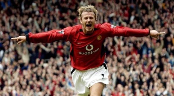 Beckham : saya bangga pernah menjadi bagian dari MU