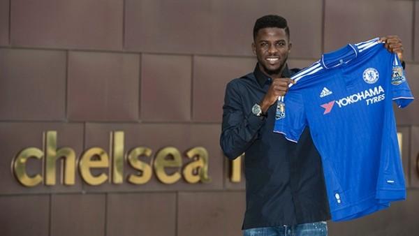 Papy Djilobodji ungkap ambisinya untuk Chelsea