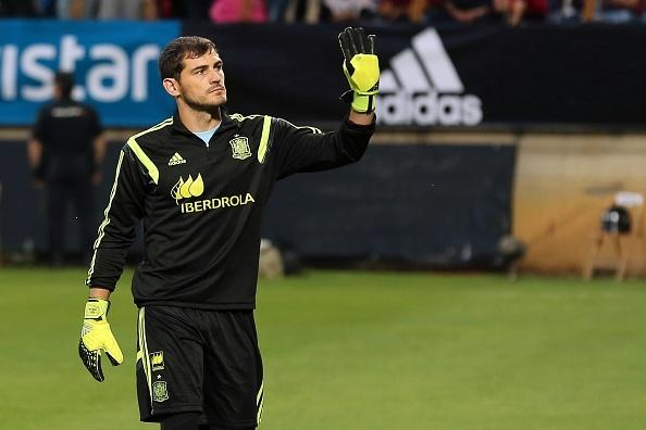 Iker Casillas Ingin Bertemu Madrid di Final Liga Champions
