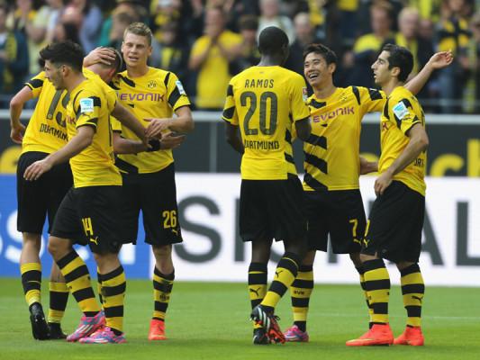 Bertengger Di Puncak Klasmen Bundesliga, Dortmund Enggan Jemawa