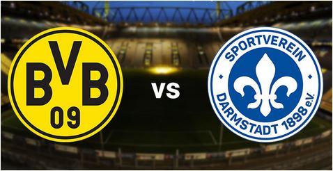 Prediksi Borussia Dortmund vs Darmstadt