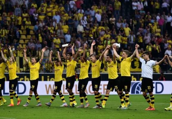 Borussia Dortmund, Klub Terpopuler Di eropa