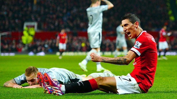 Di Maria: Saya Rindu Liga Champions Saat di Manchester United