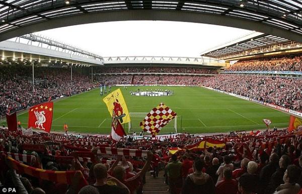 Di Anfield, The Reds Catat Rekor Buruk