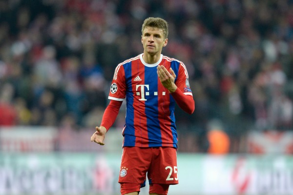 Sir Alex Ferguson pantau Thomas Muller sejak umur 10th
