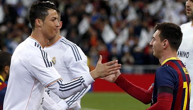 Messi Butuh Kehadiran Ronaldo