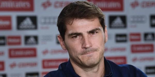 Casillas Takkan Pernah Hina Madrid dan Juga Perez