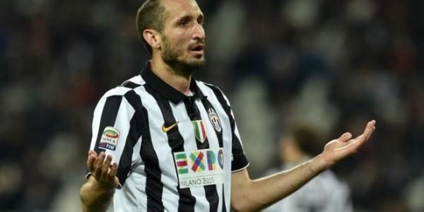 Chiellini: Juve Bakal Kejar Inter!