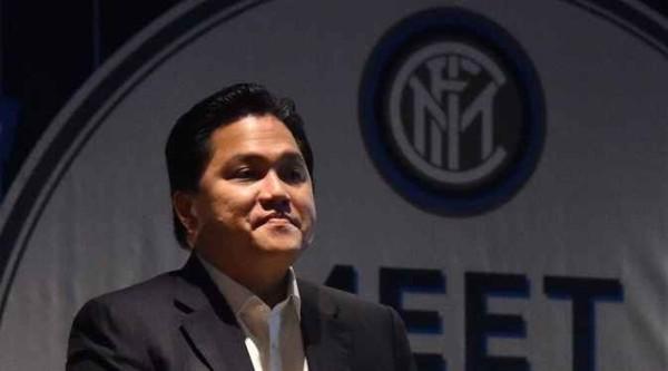 Erick Thohir Bantah Inter Merugi Rp 1,4 Triliun