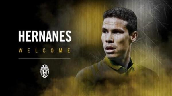 Apa Alasan Hernanes Pilih Juventus dan Tinggalkan Inter?