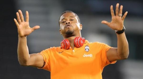 Juventus Main Buruk, Evra Tak Mau Salahkan Pemain Muda